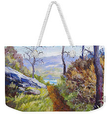 Path To The Water Weekender Tote Bag