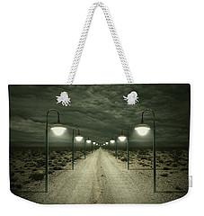 Path Weekender Tote Bag by Zoltan Toth