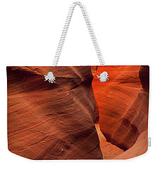 Pathway Weekender Tote Bag by David Cote