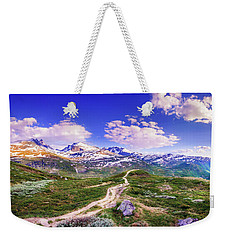 Pathway To A Valley Weekender Tote Bag