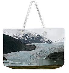 Pathway To An Icy Wonderland Weekender Tote Bag