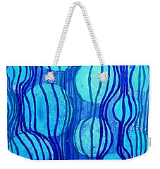 Pathways Abstract 1 Weekender Tote Bag