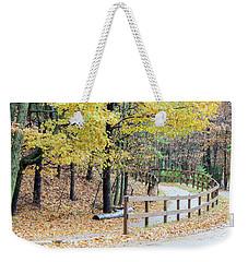 Pathways Weekender Tote Bag