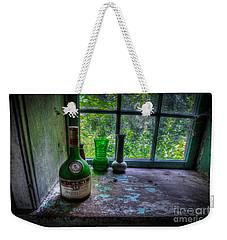 Patina In Green Weekender Tote Bag