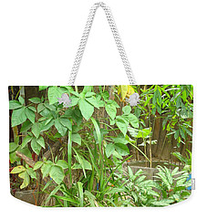 Patio 2 Weekender Tote Bag