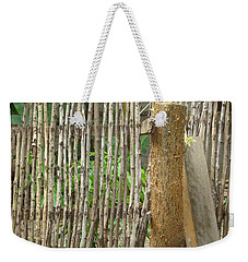 Patio 5 Weekender Tote Bag