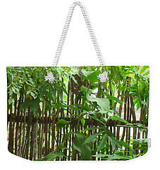 Patio Weekender Tote Bag