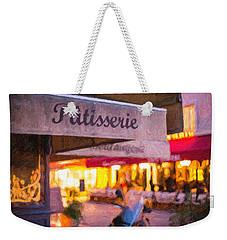 Patisserie - Paris Art Print Weekender Tote Bag