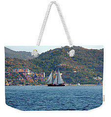 Patricia Belle Weekender Tote Bag by Jim Walls PhotoArtist