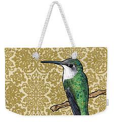 Patricia Weekender Tote Bag
