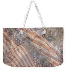 Patriotic Lab Weekender Tote Bag