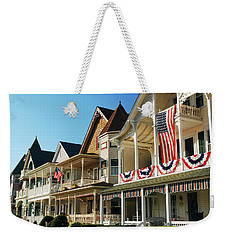 Patriotic Showing Weekender Tote Bag