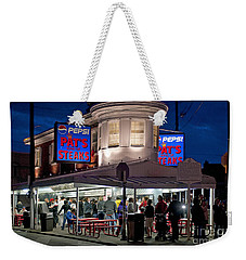 Pat's Steaks Weekender Tote Bag