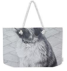 Patsy's Puppy Weekender Tote Bag