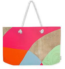 Pattern 3 Weekender Tote Bag