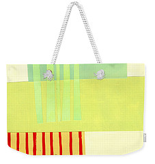 Pattern Grid # 13 Weekender Tote Bag