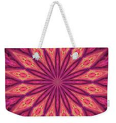 Pattern I Weekender Tote Bag