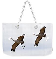 Pattern Of Two Weekender Tote Bag