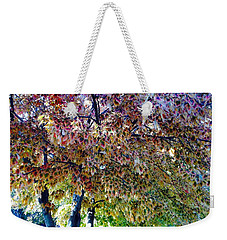 Patterned Metamorphosis Weekender Tote Bag