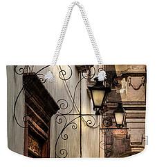 Patterns Of Lines Weekender Tote Bag