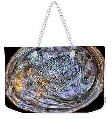 Patterns Of The Sea Weekender Tote Bag