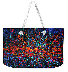 Patterns Of The Universe Weekender Tote Bag