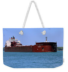 Paul R. Tregurtha 2 Weekender Tote Bag