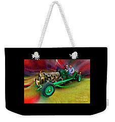 Paul Springer's Classic Weekender Tote Bag