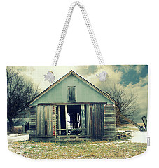 Paulsons Crib Weekender Tote Bag by Julie Hamilton