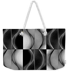 Weekender Tote Bag featuring the photograph Pawn To King Four by Jack Dillhunt
