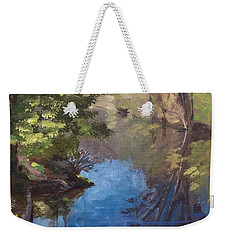 Pawtucket Canal Weekender Tote Bag
