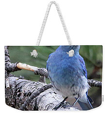 Paying Attention Weekender Tote Bag