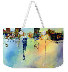 Peace At Twilight Weekender Tote Bag