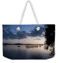 Peace Before Sunrise Weekender Tote Bag