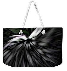 Peace Dove Weekender Tote Bag by Lauren Radke