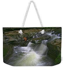 Peace Falls Weekender Tote Bag