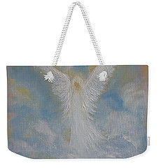 Peace From An Angel  Weekender Tote Bag