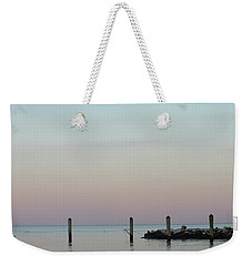 Peace In North Beach Weekender Tote Bag