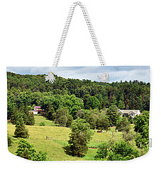 Peace In The Valley Weekender Tote Bag by Helen Haw