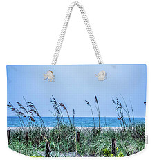 Peace Weekender Tote Bag by Nance Larson