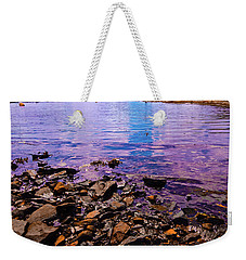 Peace Of Colors  Weekender Tote Bag