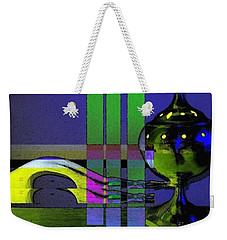 Peace Offering Weekender Tote Bag