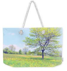 Peace On The Hillside Weekender Tote Bag