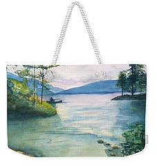 Peace On The Water  Weekender Tote Bag