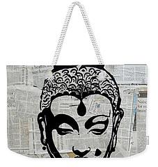 Peace Please Weekender Tote Bag