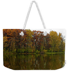 Peace Reflected Weekender Tote Bag
