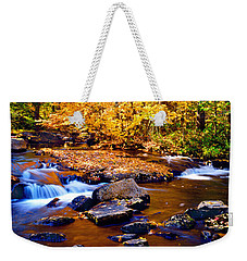 Peaceful Autumn Afternoon  Weekender Tote Bag
