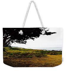 Peaceful Coast Weekender Tote Bag