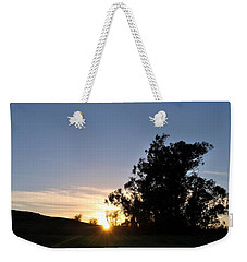 Weekender Tote Bag featuring the photograph Peaceful Country Sunset  by Matt Harang