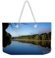 Weekender Tote Bag featuring the photograph Peaceful Dream by Douglas Stucky